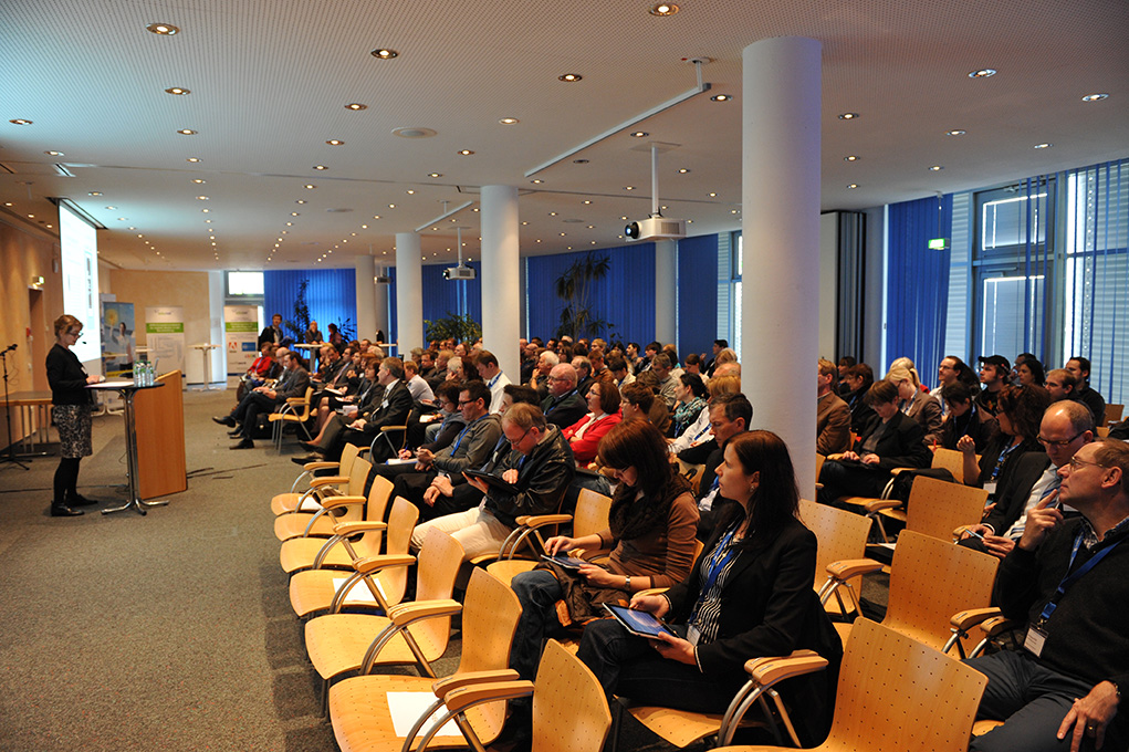 Teilnehmer des Mobile Learning Day 2011 in Hagen