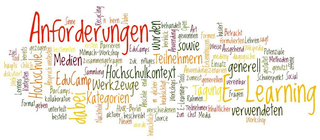 E(r)lernen: Zukunftskonzepte zur Lehre mit (digitalen) Medien