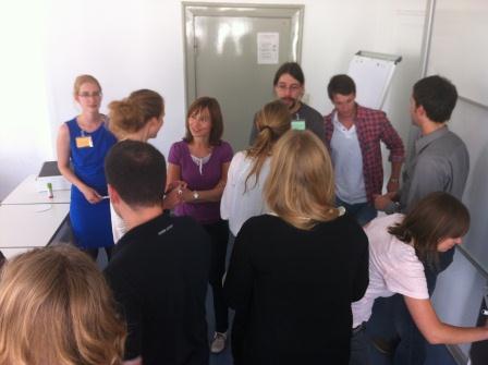 """EduCamp Workshop: """"Anforderungen an ein zukünftiges E-Learning im Kontext Hochschule"""""""