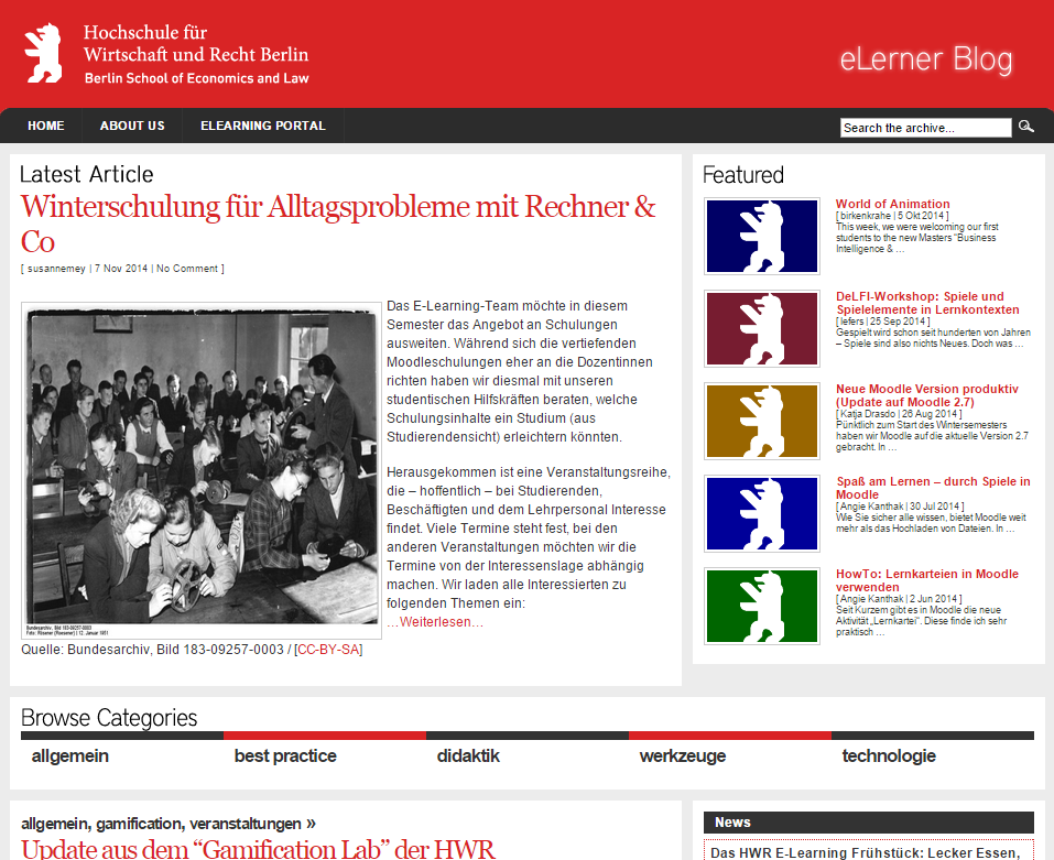Blogs online datieren