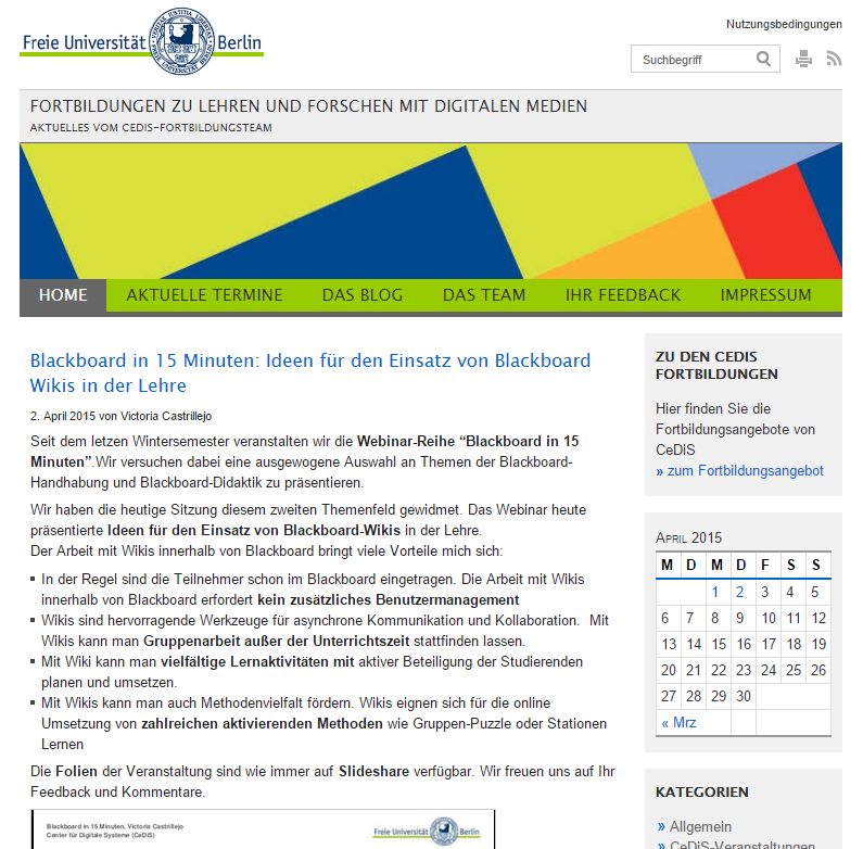 fub_cedis-fortbildung-blog_homepage_screenshot_2015-04-05
