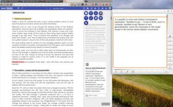 Werkzeuge: Abschlussarbeiten in Google Chrome annotieren