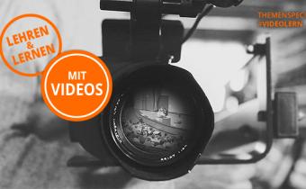 e-teaching.org-Online-Event: Lehren und Lernen mit Videos