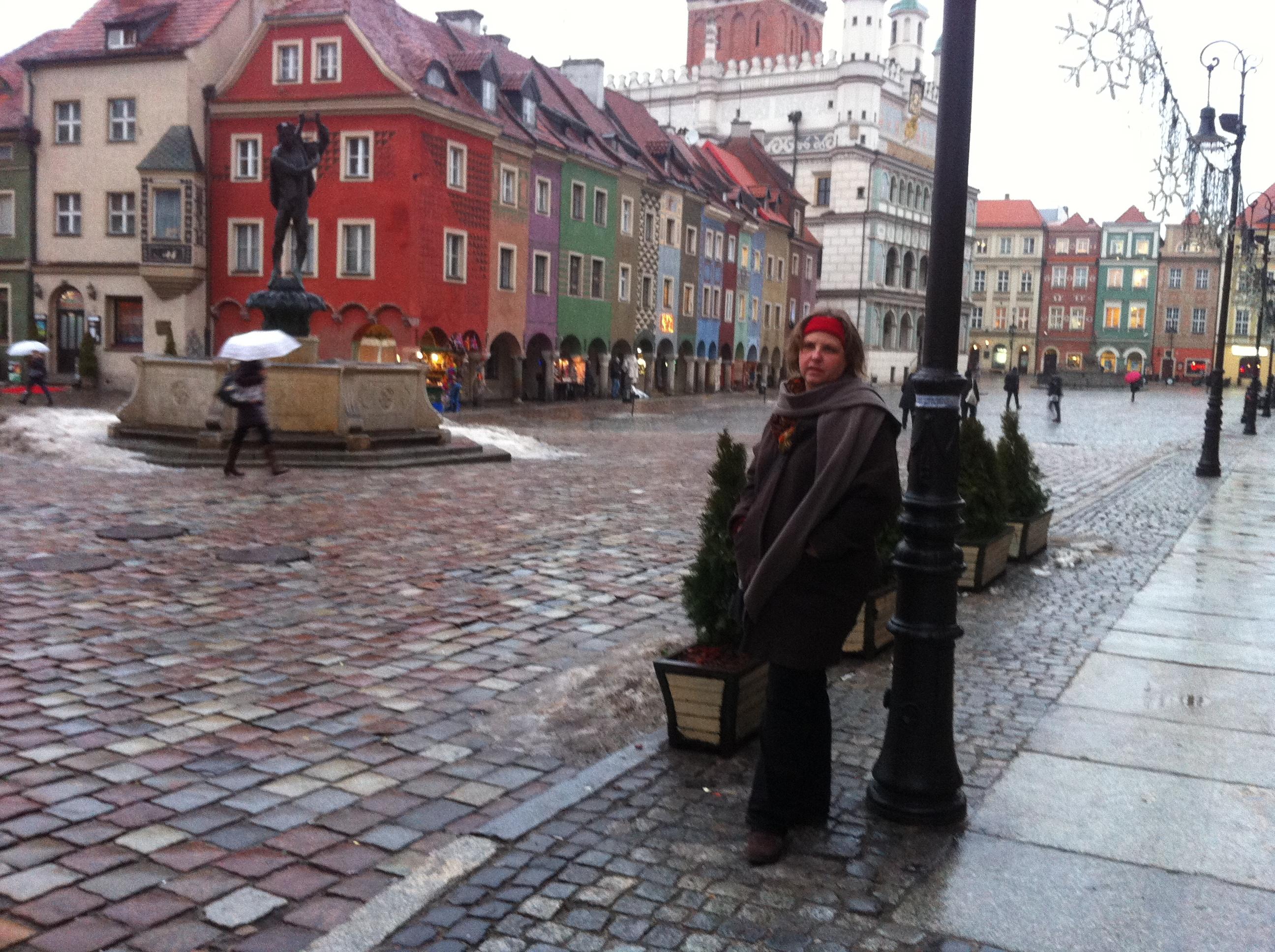 Marktplatz von Poznan (eigenes Bild)