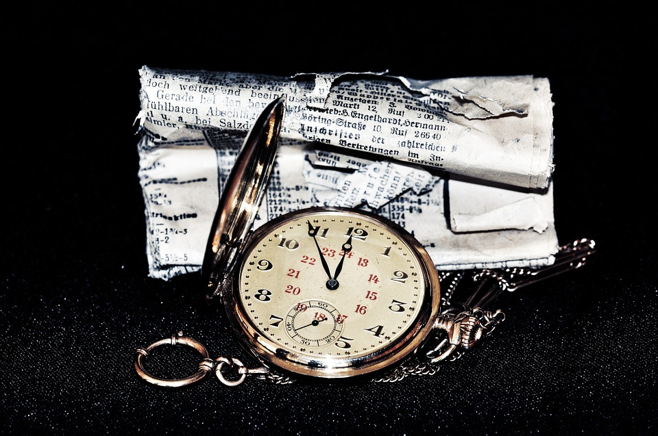 Das neue Gold: Zeit..
