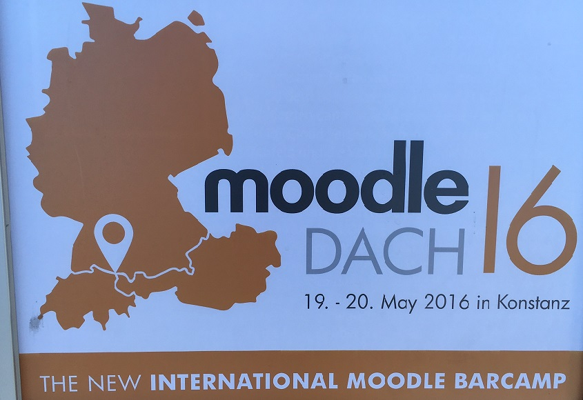 Die Moodle DACH in Konstanz