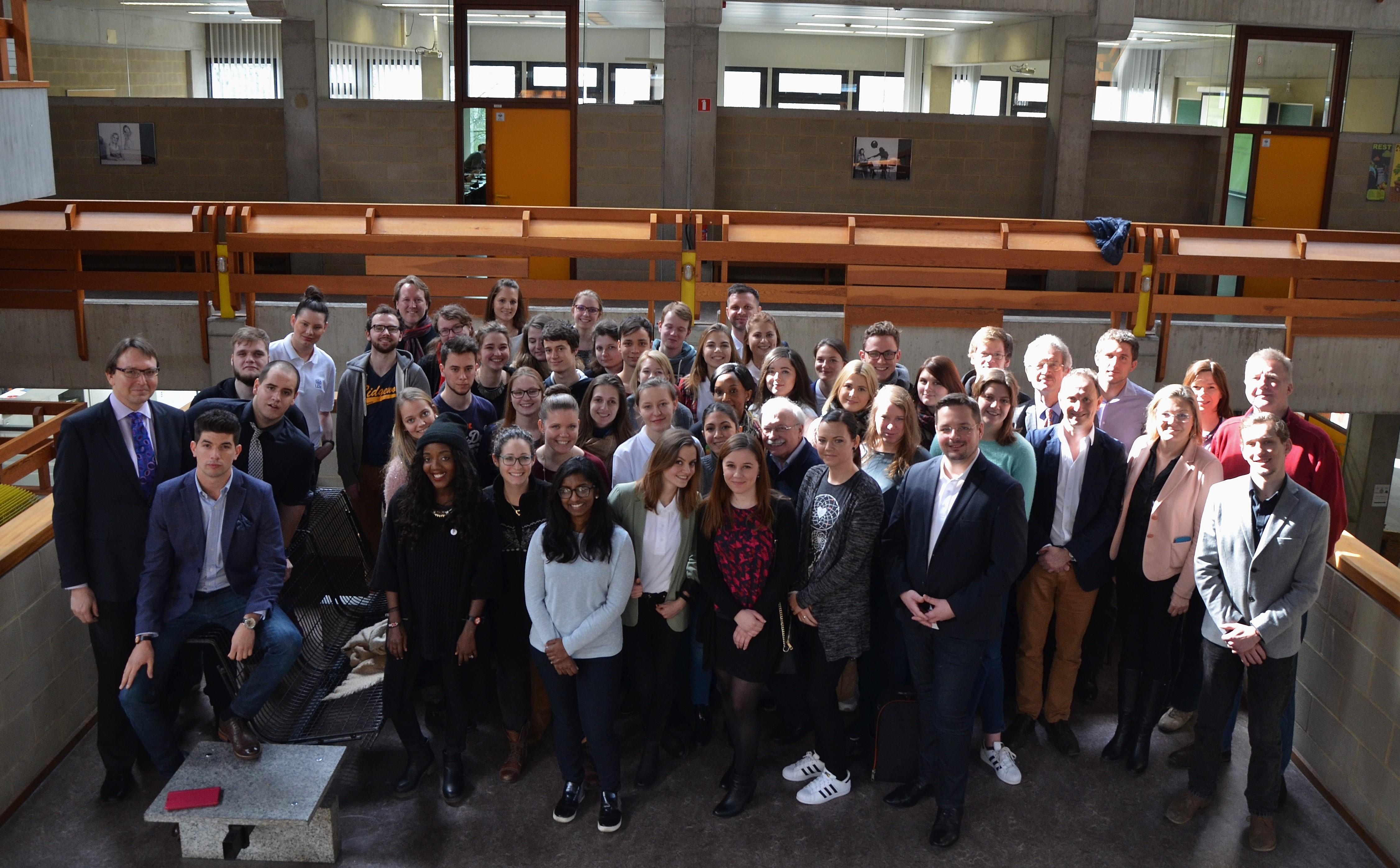 E-Learning im europäischen Kontext – Erasmus+ am Fachbereich 3