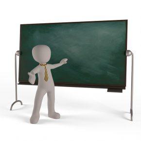 Gestalten Sie Ihre Präsentation für ein Video.
