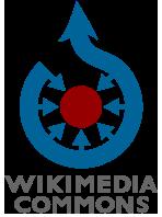 Abb. 2 Das Logo von Wikimedia Commons (Quelle: Wikimedia Commons)