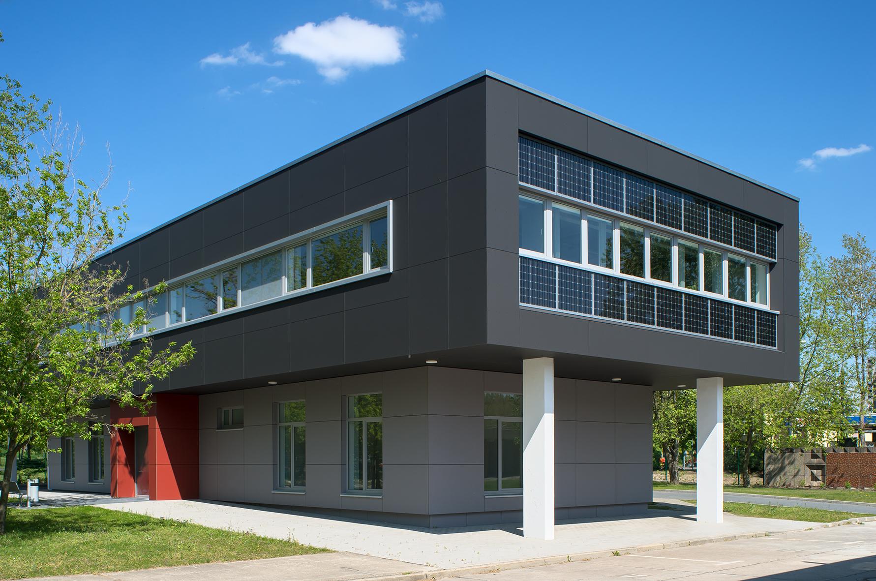 Berlin, Deutschland, Hochschule für Wirtschaft und Recht Berlin, Campus Lichtenberg, Haus 14