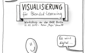 Visualisierungen für den Einsatz im Blended Learning!