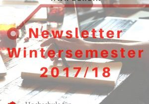 E-Learning-Newsletter im Wintersemester 2017/18