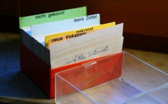 Prüfungsvorbereitung – mit online Karteikarten!