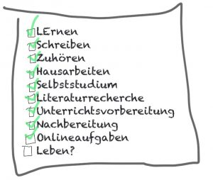 Liste Workload