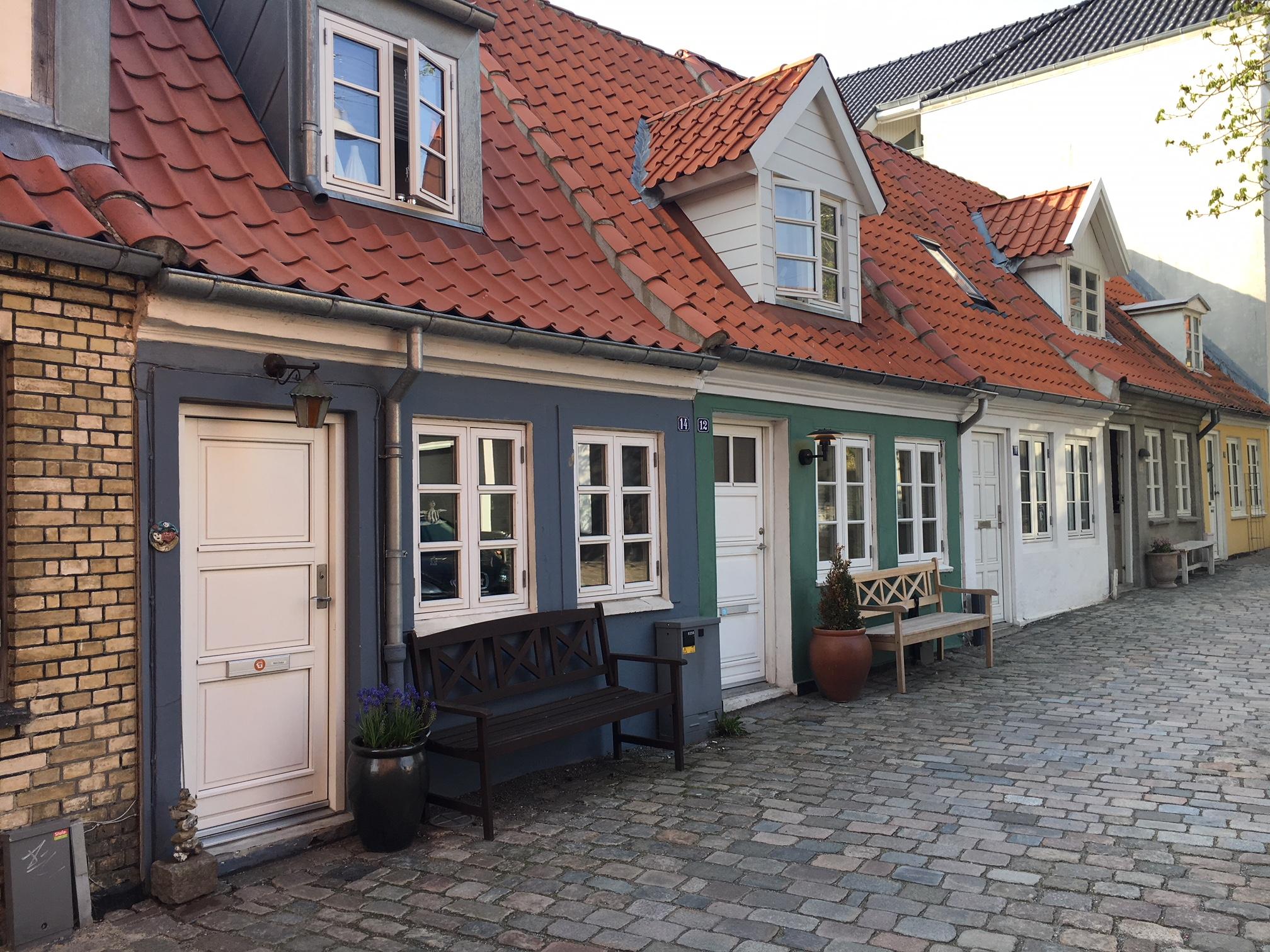 Aalborg City / Altstadt