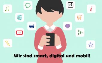 Wir sind smart, digital und mobil! Diese Apps erleichtern Deinen Studienalltag! Part 1