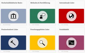 Agiles Lernen fördern – über den Aufbau eines Online-Lernbereichs für Hochschullehrende auf der Medienplattform der HWR Berlin