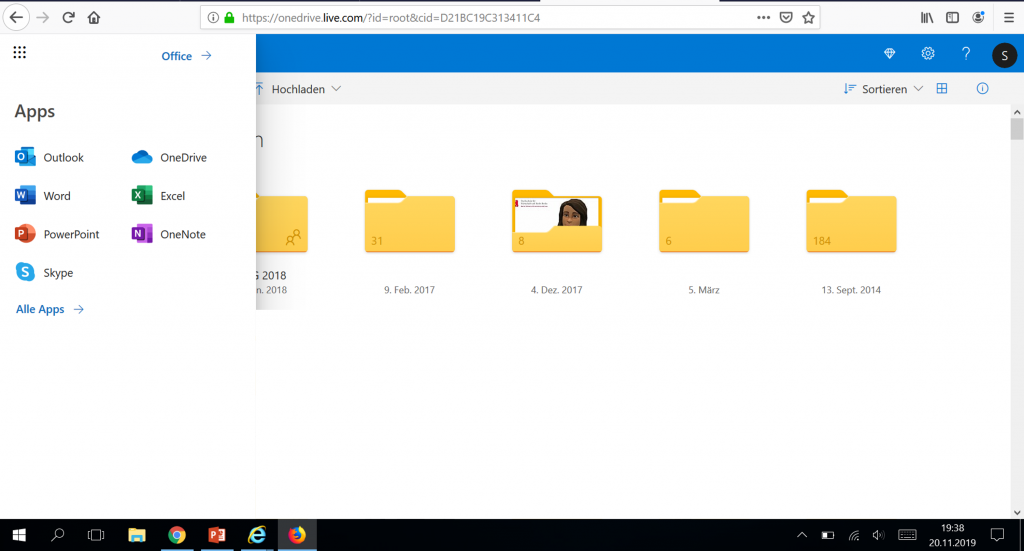 File Sharing - OneDrive