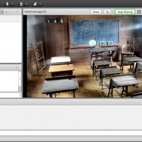 Adobe Connect classroom
