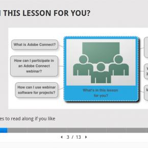 H5P Lektion Ausschnitt